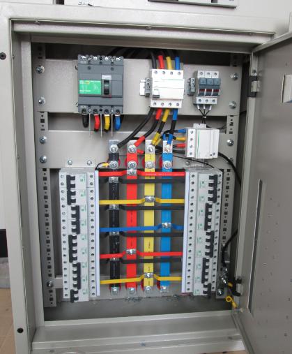 Thiết kế lắp đặt tủ điện phân phối giá rẻ tại TP.HCM