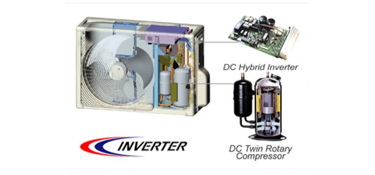 Cơ sở cung cấp biến tần cho máy điều hòa tại Bình Dương