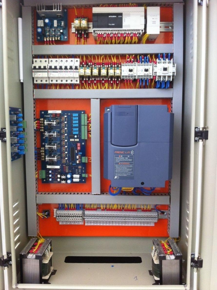 Sửa chữa, lắp đặt biến tần cho thang máy tại Cần Thơ