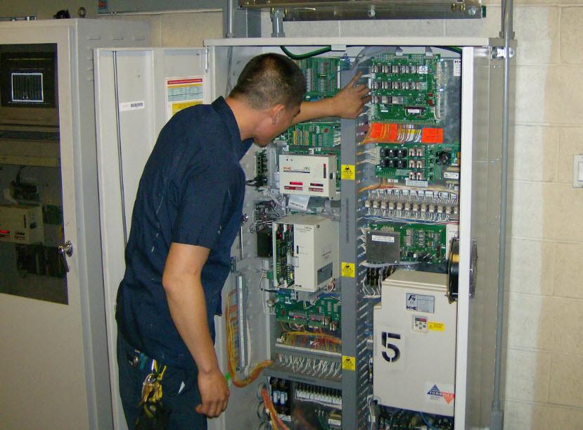 Dịch vụ lắp đặt biến tần cho thang máy tại Bến Tre