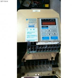 SỬA BIẾN TẦN YASKAWA VARISPEED 606PC3 200V 3 PHASE 2,2KW CHO MÁY XAY GIÒ CHẢ
