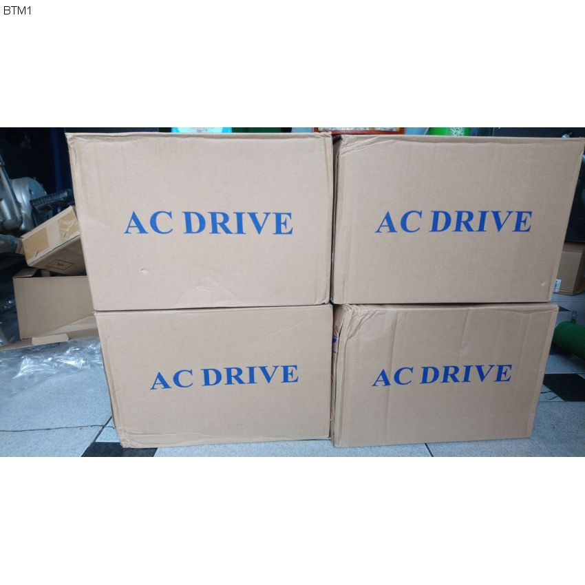 BIẾN TẦN ANYHZ VFDM MÃ FAT-500-4R0T4 5HP 380V
