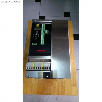 BIẾN TẦN BERGES ACM-D2 11KW 3 PHA 380V