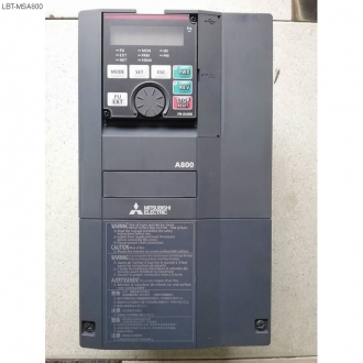 LẮP BIẾN TẦN MITSUBISHI A800 380V 5 HP