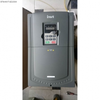 BIẾN TẦN INVT GD200A 30HP 3 PHA 380V